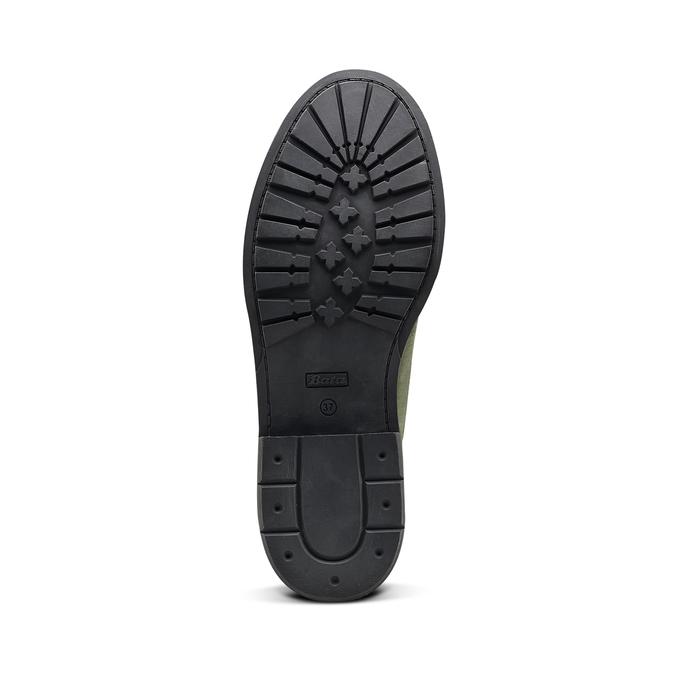 BATA Chaussures Femme bata, Vert, 599-7183 - 17