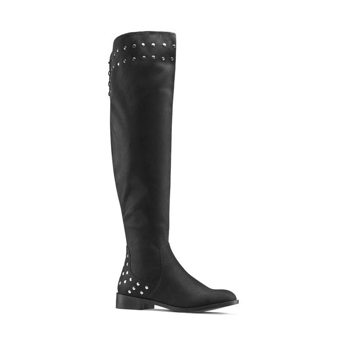 Women's shoes bata, Noir, 599-6113 - 13