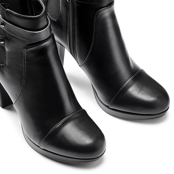 Women's shoes bata, Noir, 791-6665 - 15