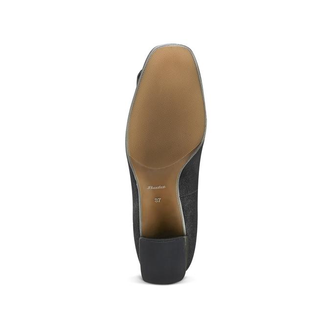 Women's shoes bata, Noir, 723-6135 - 17