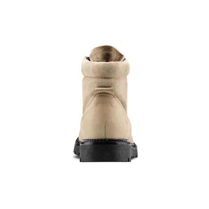 Women's shoes weinbrenner, Jaune, 596-8349 - 16