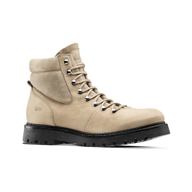 Women's shoes weinbrenner, Jaune, 596-8349 - 13