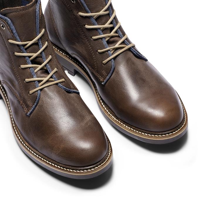 Chaussures Homme bata, Brun, 894-4522 - 15