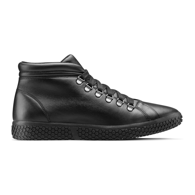 Men's shoes bata, Noir, 844-6116 - 26
