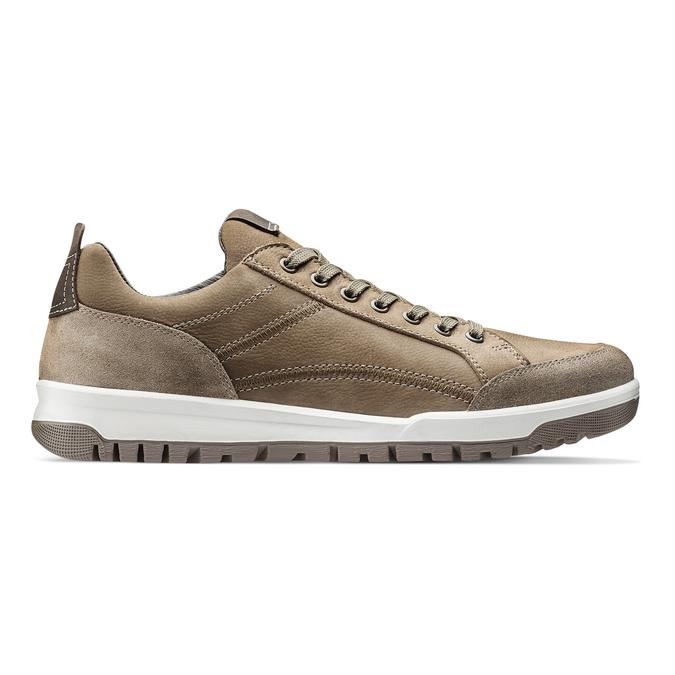 Men's shoes bata, Brun, 846-4105 - 26