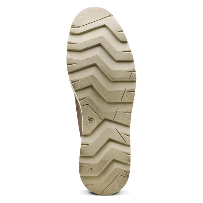 Men's shoes bata, Brun, 894-4731 - 17