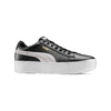 Childrens shoes puma, Noir, 501-6659 - 13