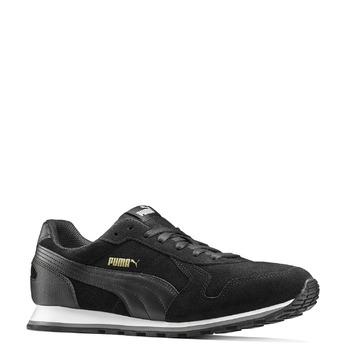 Childrens shoes puma, Noir, 803-6182 - 13