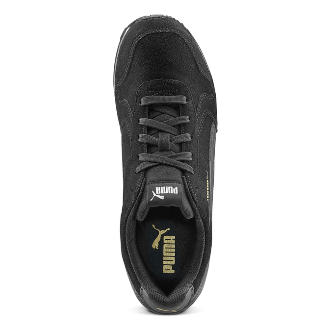 Childrens shoes puma, Noir, 803-6182 - 15