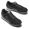 Childrens shoes puma, Noir, 803-6182 - 19