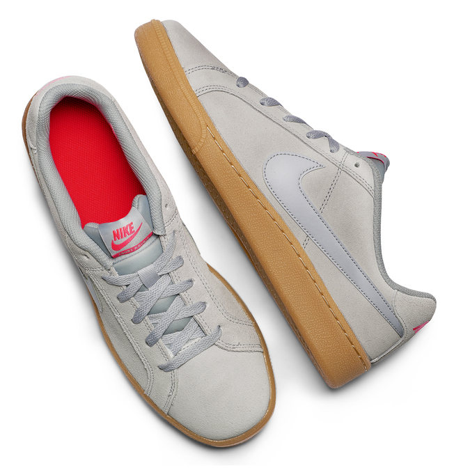 Childrens shoes nike, Gris, 803-2302 - 19