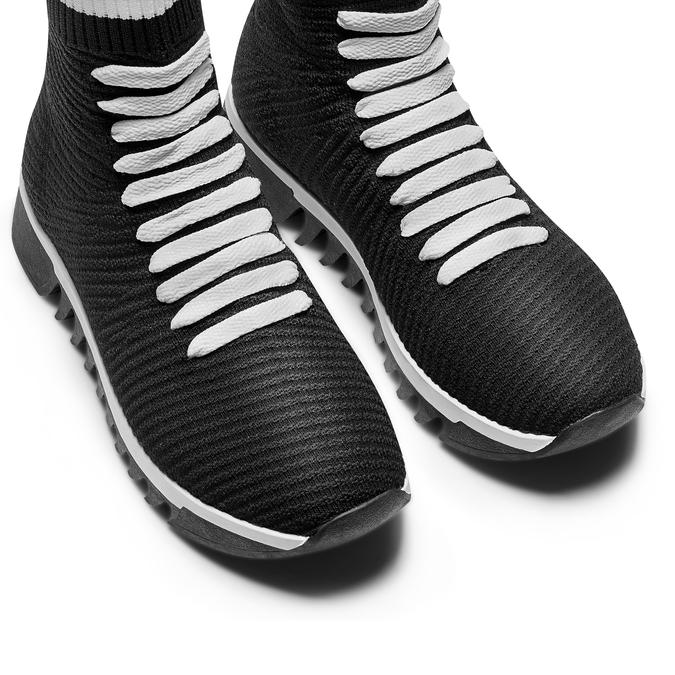 Women's shoes bata, Noir, 549-6207 - 17