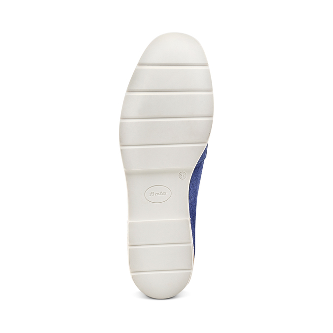 Women's shoes bata-touch-me, Bleu, 513-9181 - 19