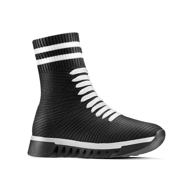 Women's shoes bata, Noir, 549-6207 - 13