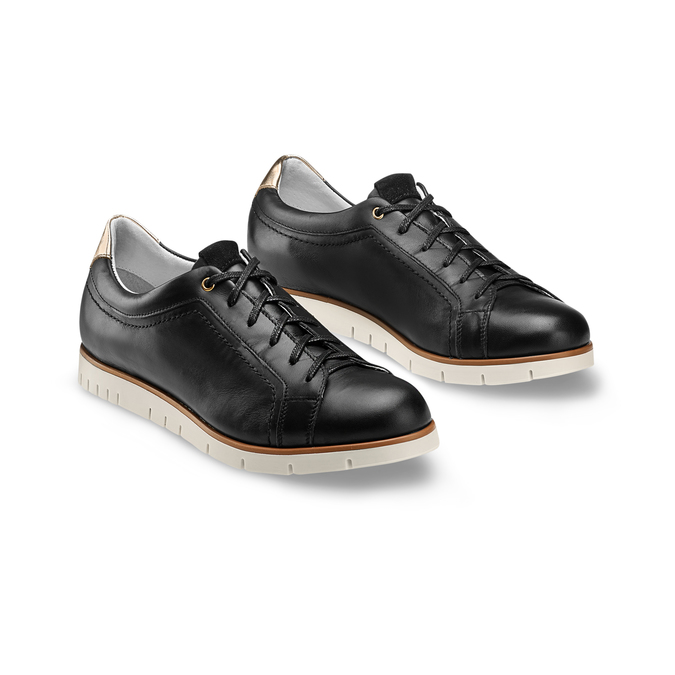 FLEXIBLE Chaussures Femme flexible, Noir, 524-6199 - 16