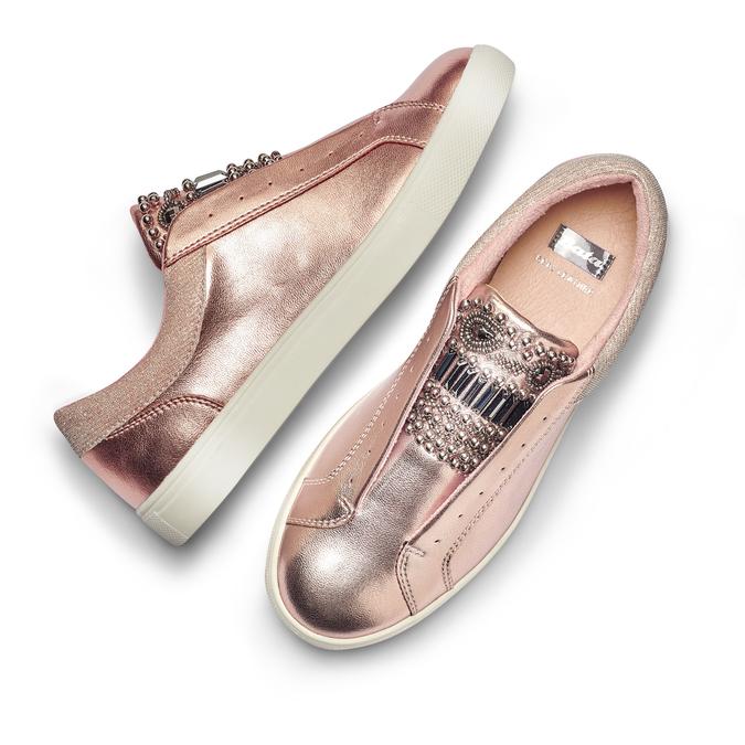 Women's shoes bata, Rouge, 541-5163 - 26