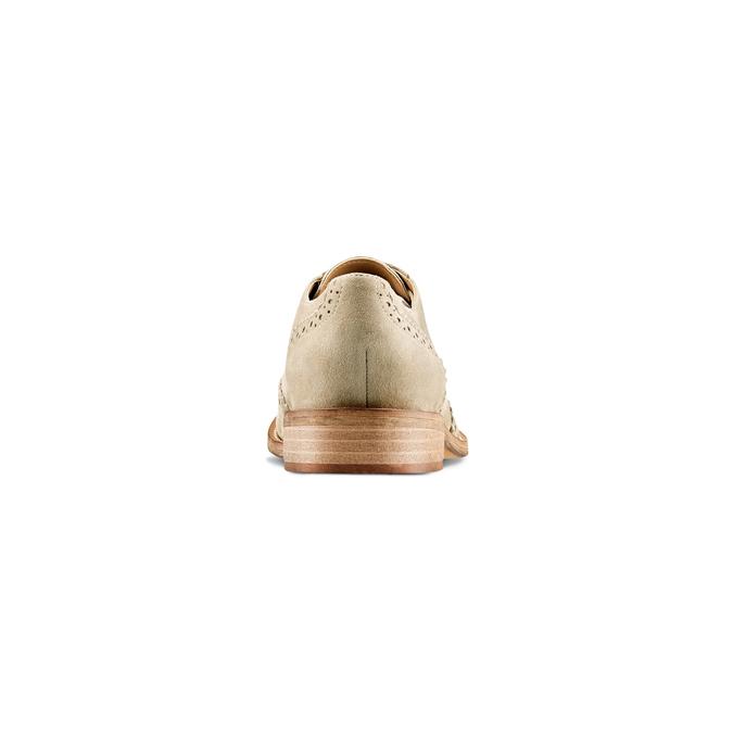 Women's shoes bata, Vert, 523-7482 - 15