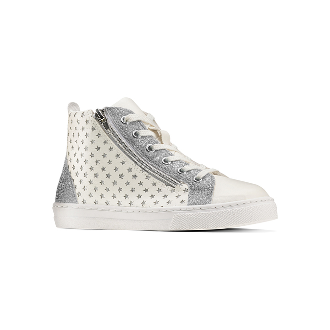 Childrens shoes mini-b, Blanc, 321-1391 - 13