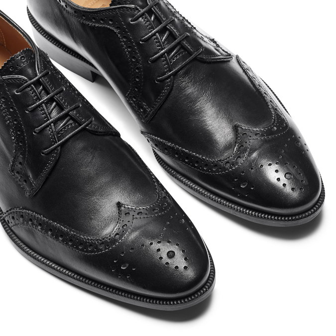 Men's shoes bata-the-shoemaker, Noir, 824-6335 - 19