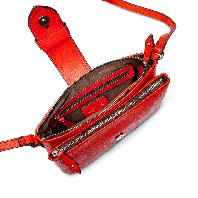 Bag bata, Rouge, 961-5215 - 16