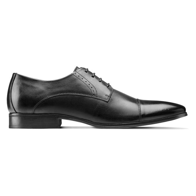Men's shoes bata, Noir, 824-6339 - 26