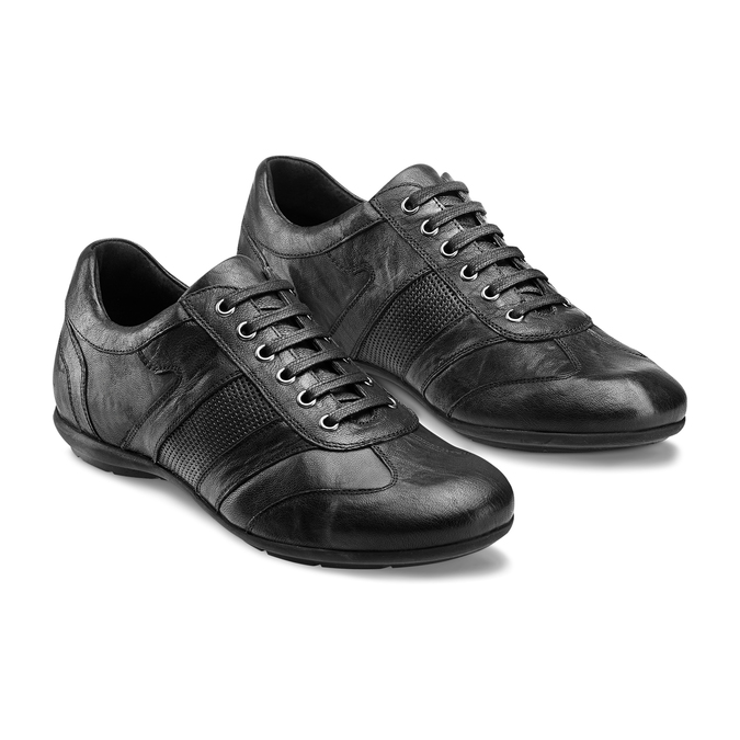 Men's shoes bata, Noir, 844-6141 - 16