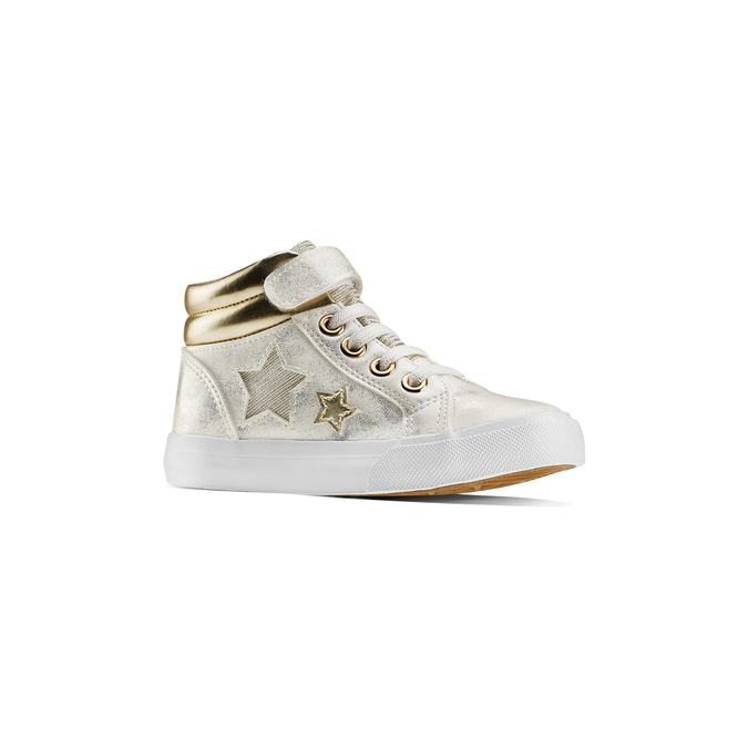 Childrens shoes mini-b, Blanc, 221-1217 - 13