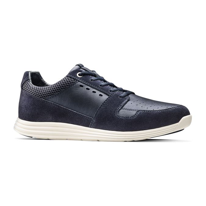 Men's shoes bata-light, Bleu, 844-9161 - 13