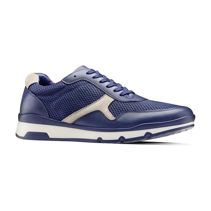 Men's shoes bata, Violet, 849-9145 - 13