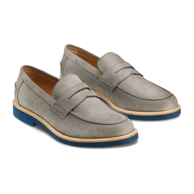 BATA LIGHT Herren Shuhe bata-light, Grau, 813-2163 - 16
