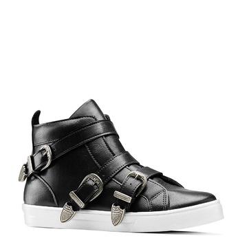 BATA Chaussures Femme bata, Noir, 541-6193 - 13