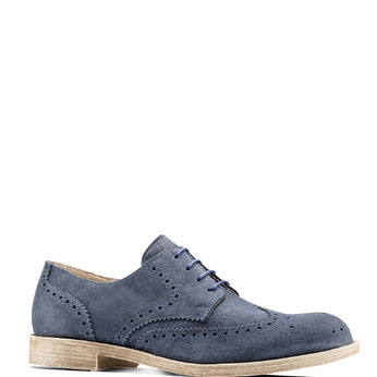 Men's shoes bata, Violet, 823-9306 - 13