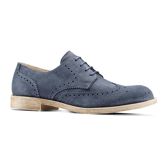 Men's shoes bata, Bleu, 823-9306 - 13