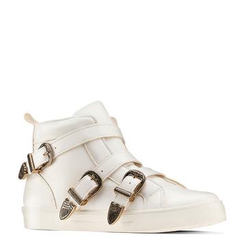 Women's shoes bata, Blanc, 541-1193 - 13