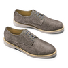 Men's shoes bata-light, Gris, 823-2284 - 26
