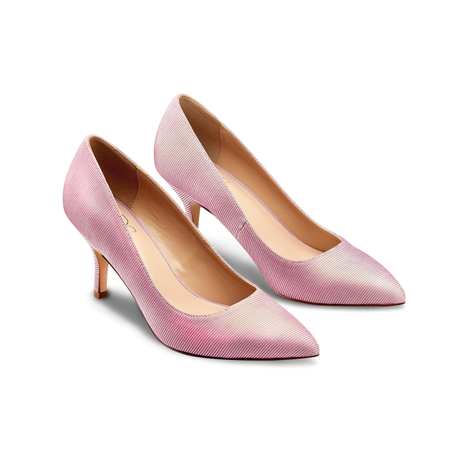 Women's shoes insolia, Rouge, 729-5199 - 16