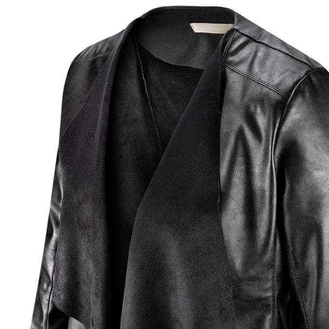 Jacket bata, Noir, 971-6185 - 15