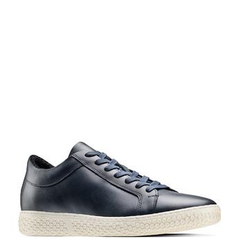 Men's shoes bata, Violet, 844-9137 - 13