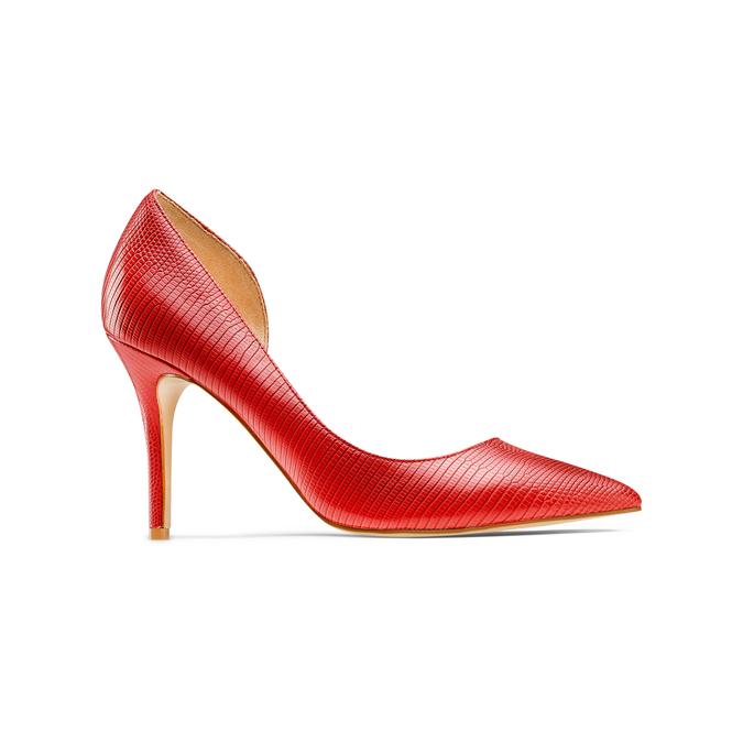 Women's shoes, Rouge, 721-5302 - 13