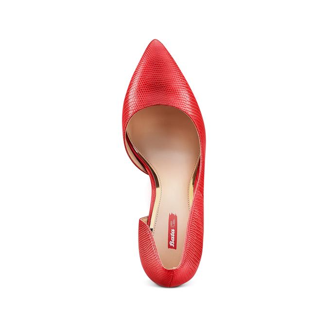 Women's shoes, Rouge, 721-5302 - 17