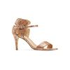 Women's shoes insolia, Brun, 769-4176 - 13