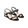 Women's shoes insolia, Noir, 669-6291 - 16