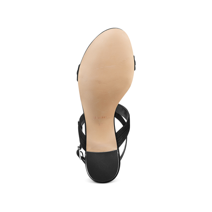 Women's shoes insolia, Noir, 669-6291 - 19