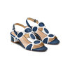 Women's shoes insolia, Violet, 669-9297 - 16