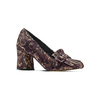 Women's shoes insolia, Brun, 729-4973 - 13