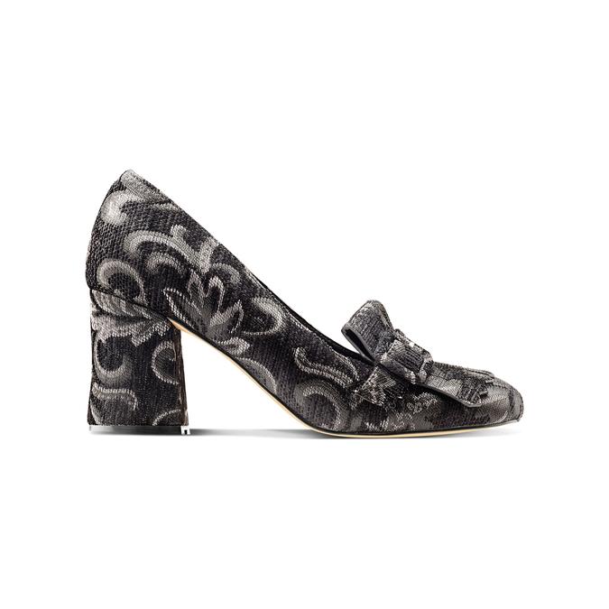 Women's shoes insolia, Noir, 729-6973 - 26