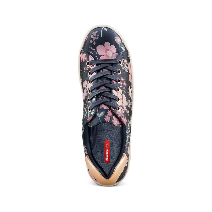 Women's shoes, Violet, 529-9322 - 17