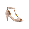 Women's shoes insolia, Beige, 769-0154 - 13