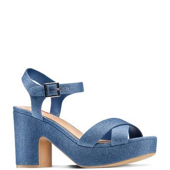 Women's shoes, Violet, 769-9328 - 13
