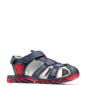 Childrens shoes mini-b, Bleu, 261-9181 - 13